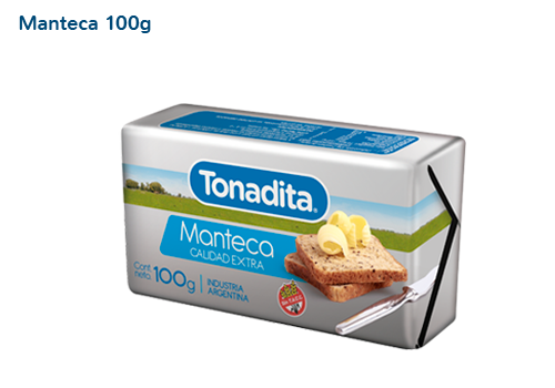 Manteca Tonadita 100 gr